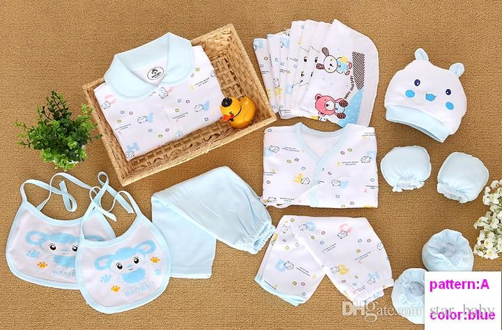 Baby Gift Sets Babies Clothes Newborn Cotton Layette Set Boy Girl ...