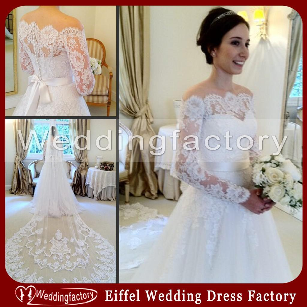 Turkish Wedding Dresses for 2015_Wedding Dresses_dressesss