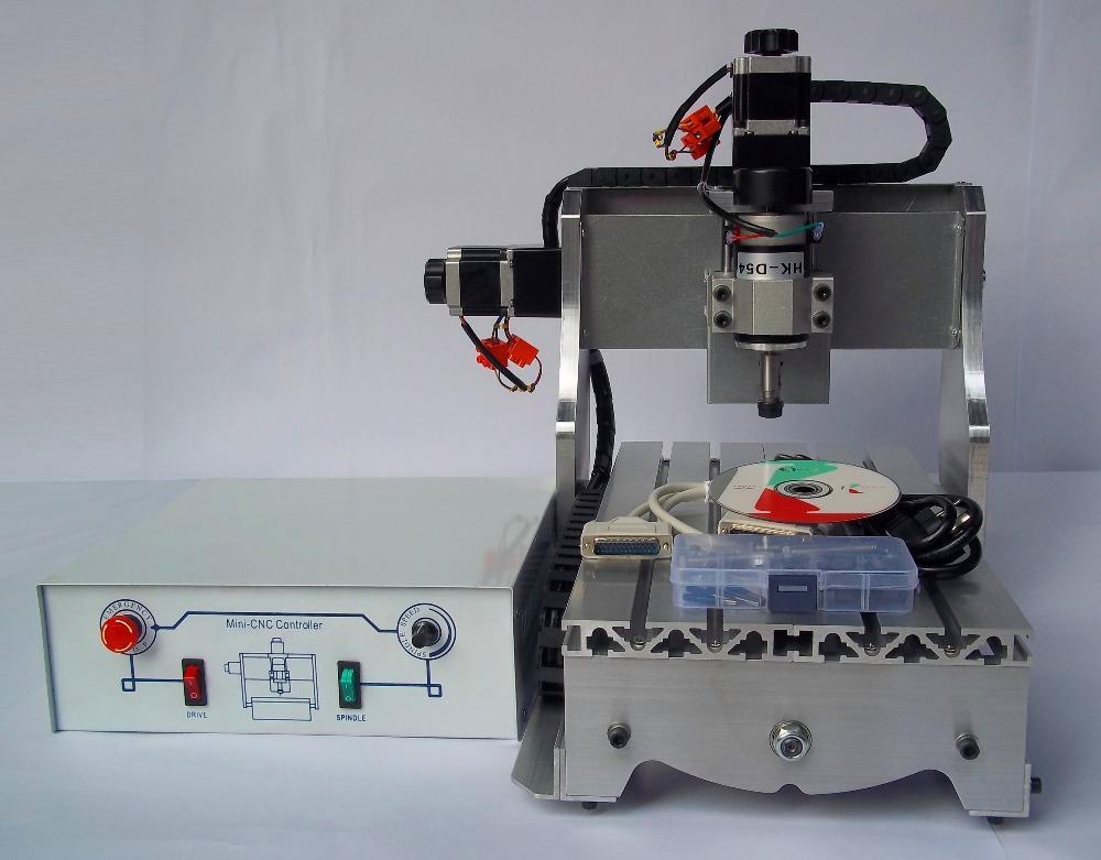 2017 Cnc Engraving Machine 3020 Small Diy 800w Micro Cnc