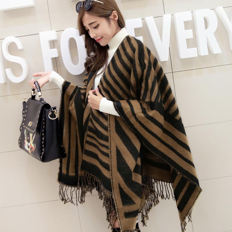 Autumn Fashion Women Fashion Women Blankets Scarves
