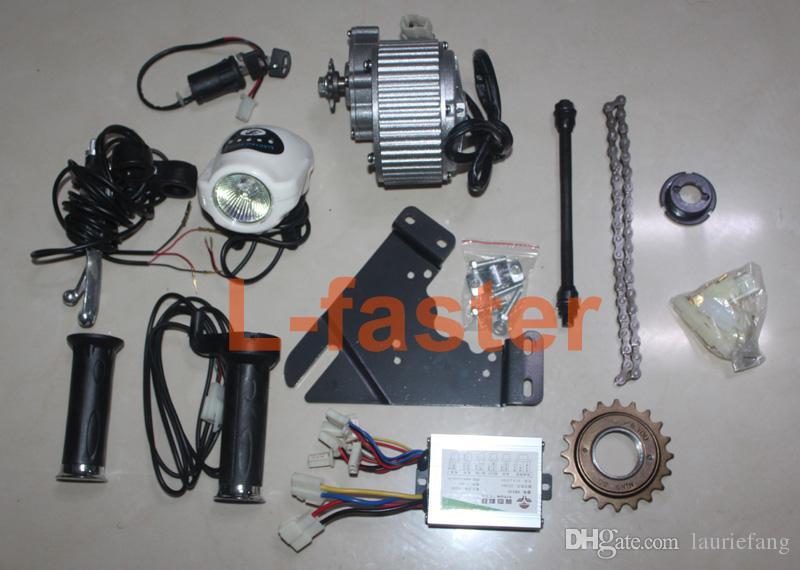 24v 250w 24v 36v 450w Electric Bicycle Conversion Kit