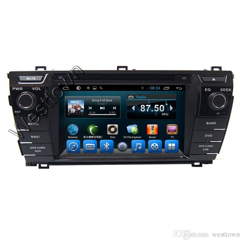 2 Din Car Dvd Player Gps Navigation Entertainment System ...