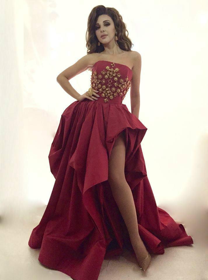 Hi low cheap prom dresses