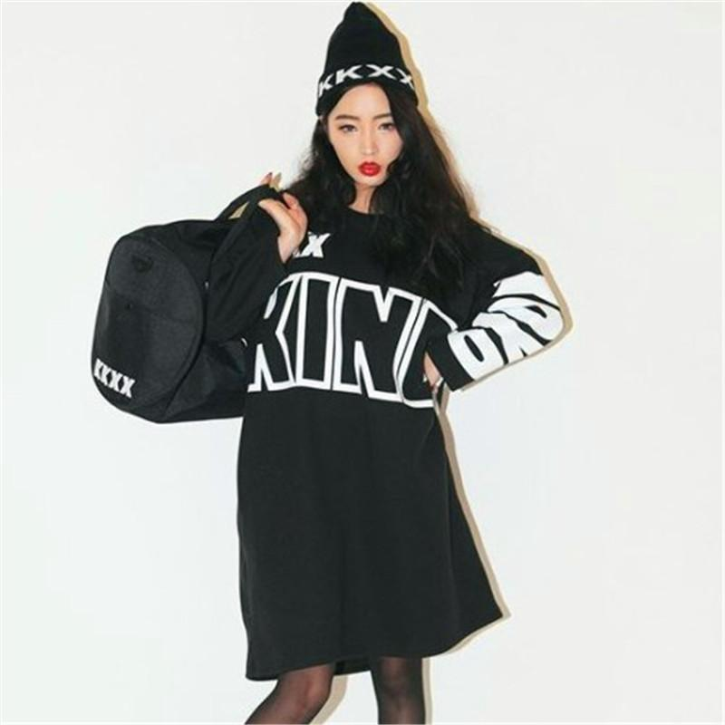 Stylenanda Korea Purchasing New Winter Big Yards Loose Casual ...