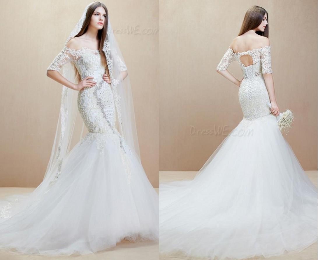 Zuhair Murad Mermaid Wedding Dresses 2015 Bridal Gowns