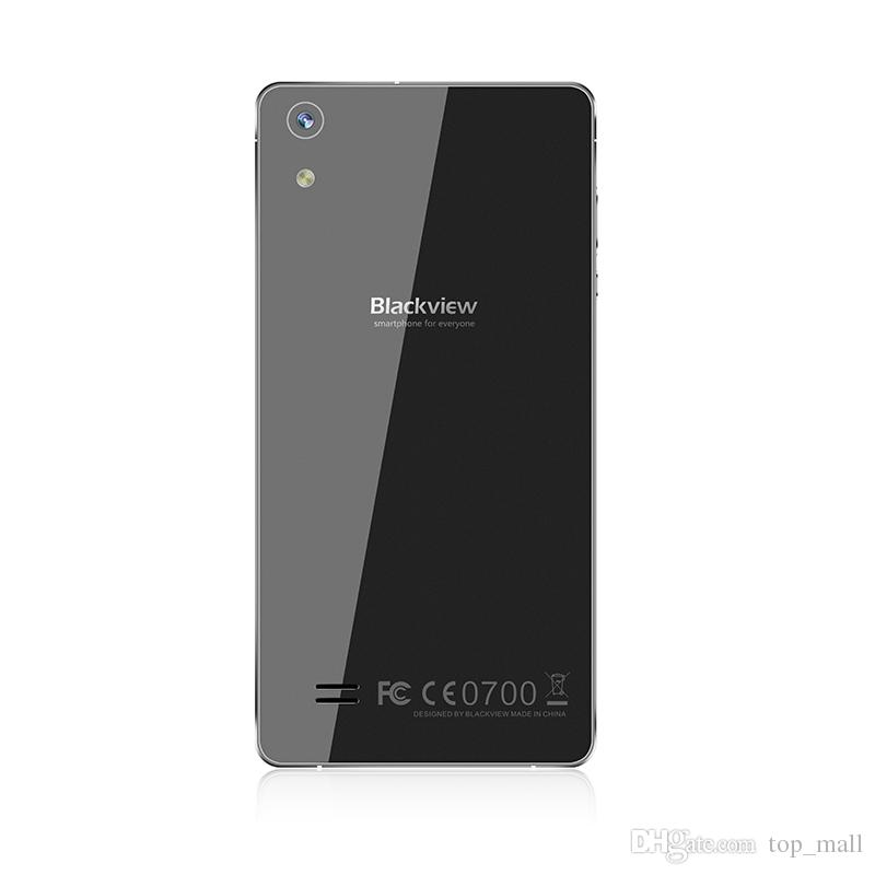 "New Blackview Omega Pro Smartphone 5 ""HD 1280 * 720 IPS MTK6753 Octa noyau Android 5.1 4G LTE mobiles de téléphone portable GPS 13MP 010016"