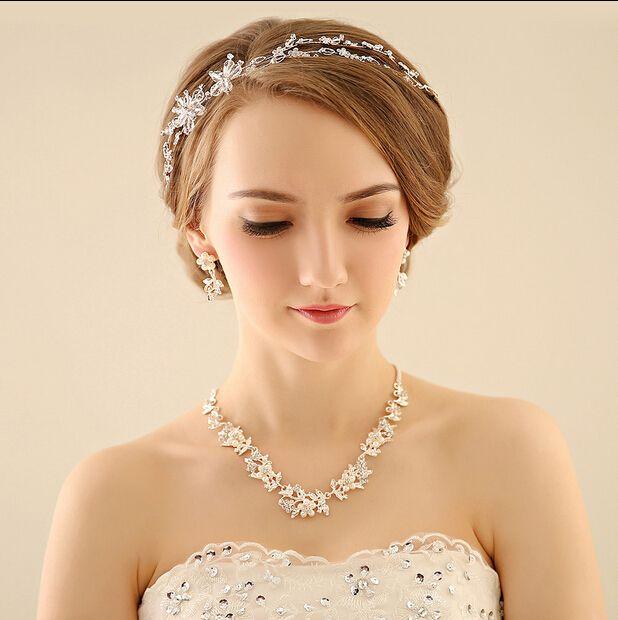 2015 bridal jewelry wedding necklaces set - Western Wedding Necklace