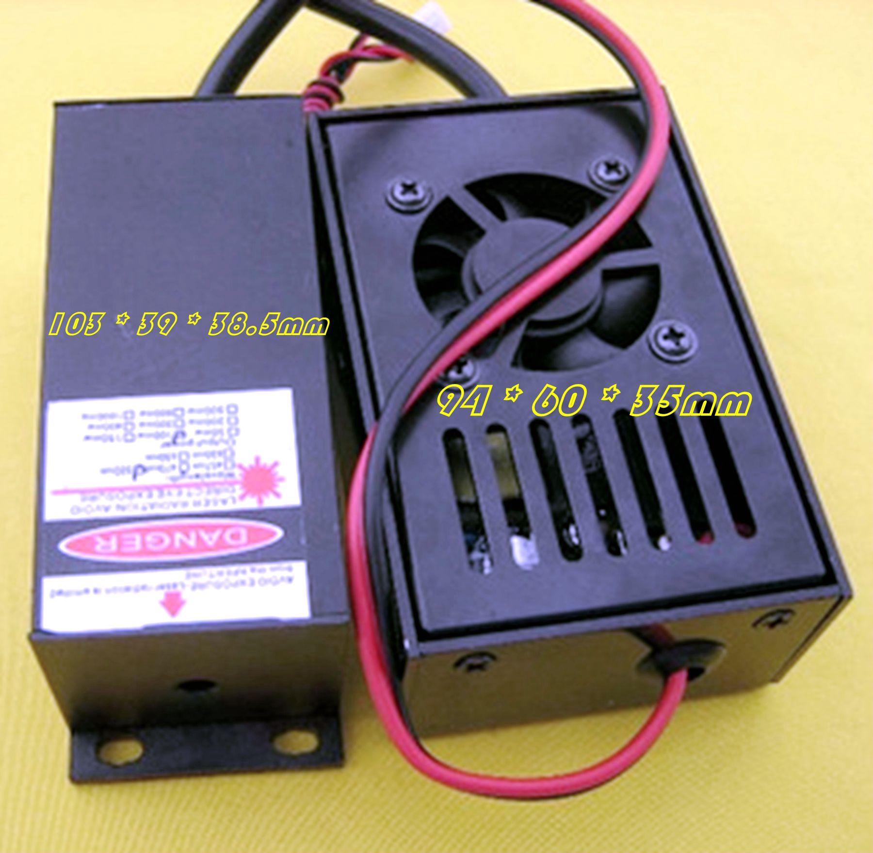 Online Cheap 532nm 200mw Green Laser Module Laser Stage