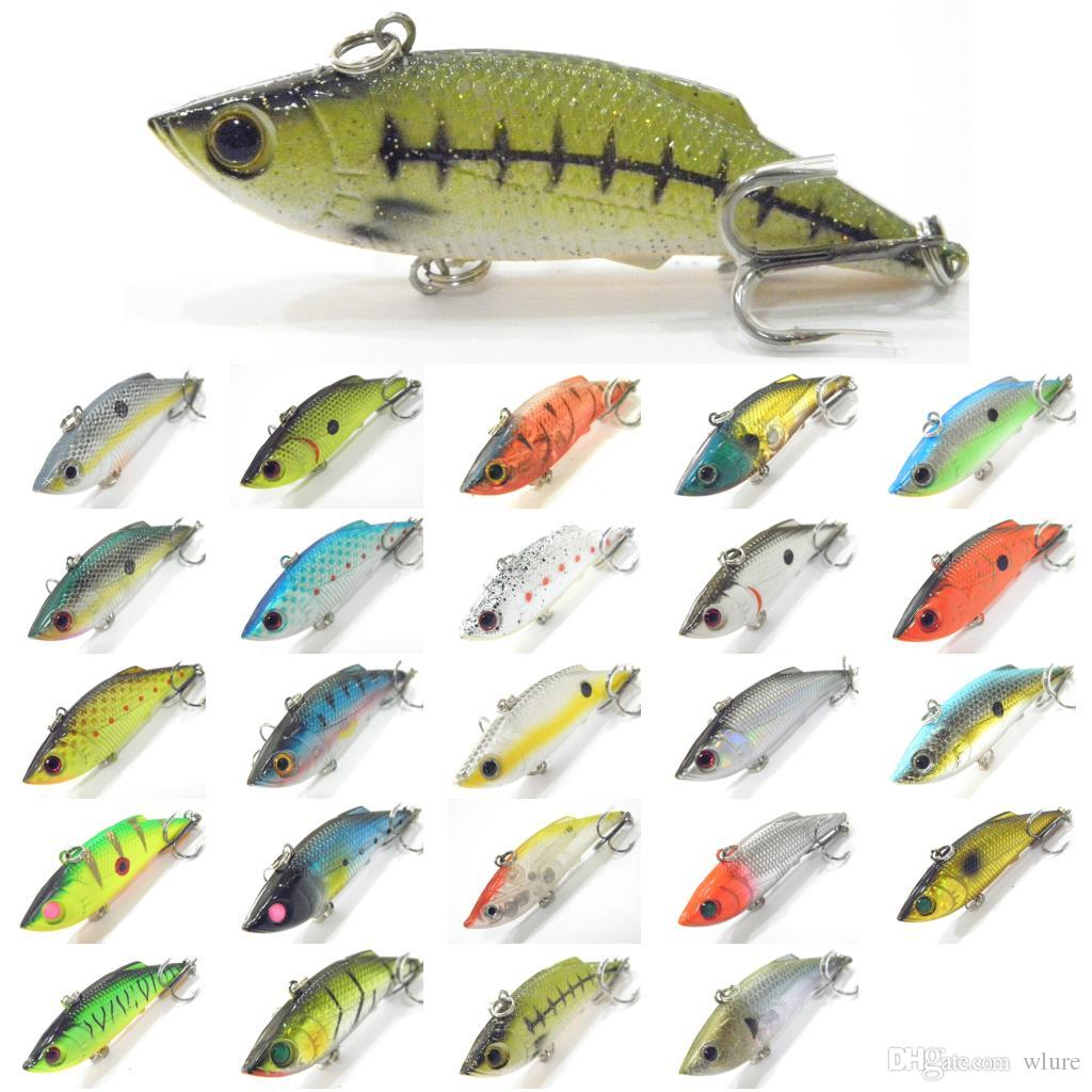 Fishing lures lipless trap must have bass walleye crappie for Fishing must haves