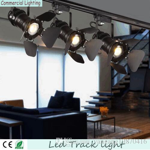 Best Arts Lamp Track Light Retro Space Modern Minimalist