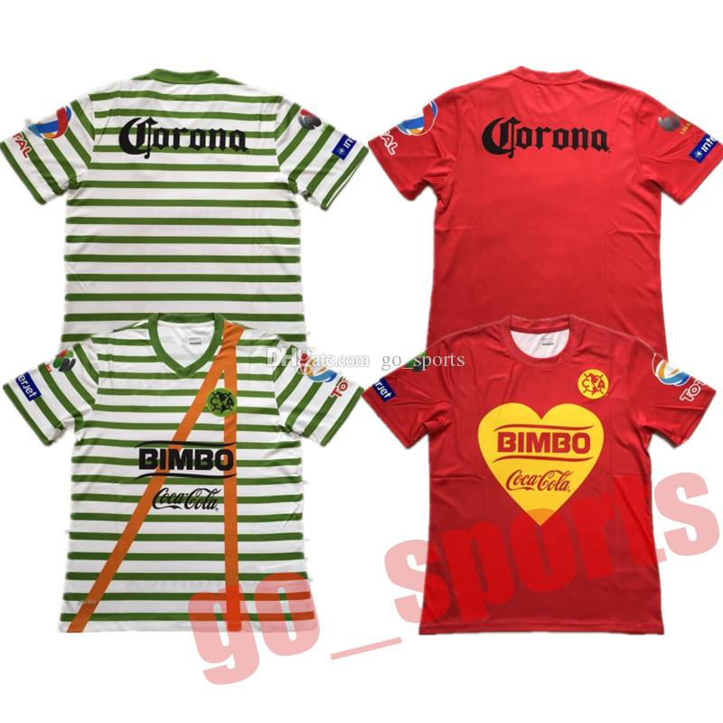1617 mexico club america memorial 100th soccer jerseys best quality d.benedetto .