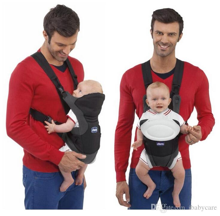 Amazon.com : Baby Wrap Carrier All-in-1 Stretchy Ergo Baby ...