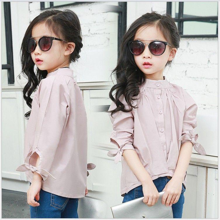 Модный блузки для девочек