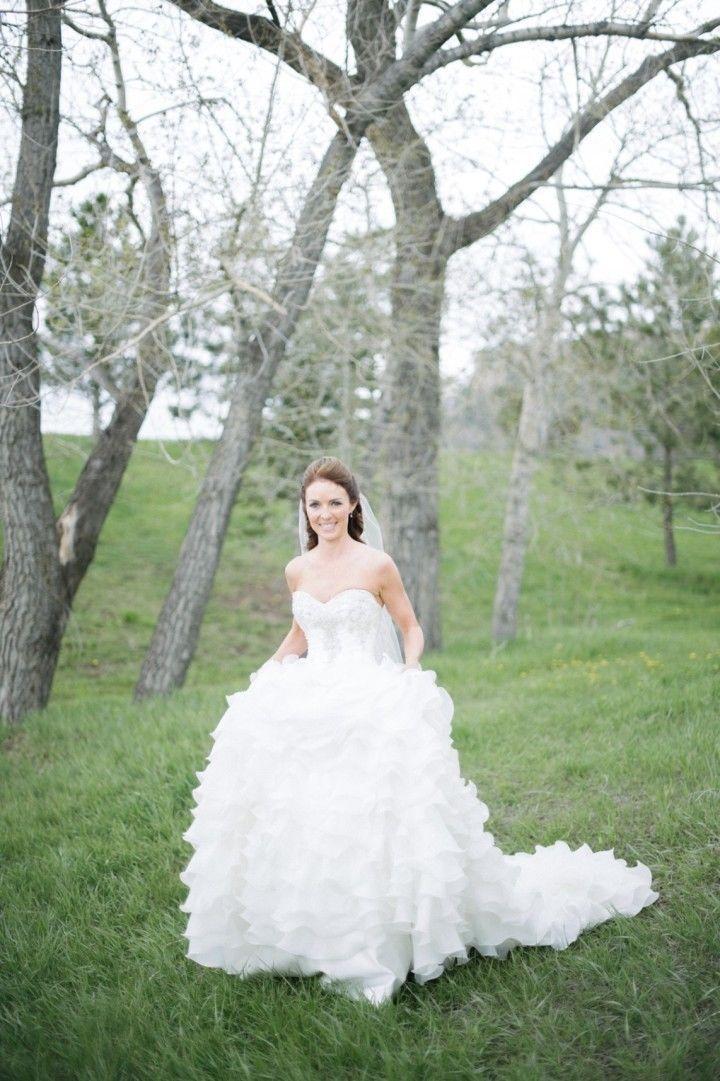 Vestidos de boda 2017 new ivory white luxury wedding dress for Elle king s wedding dress