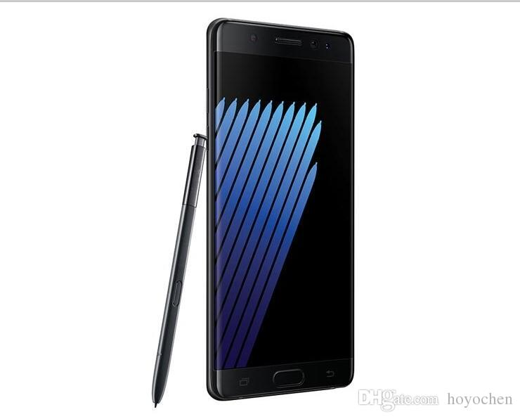 Note 7 Curved Screen Note 7 MTK6592 Octa Core 4 Go RAM 128 Go ROM 5.7 pouces Fak