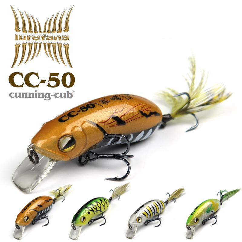 lurefans excellent quality crankbait fishing lure floating sinking, Fishing Bait