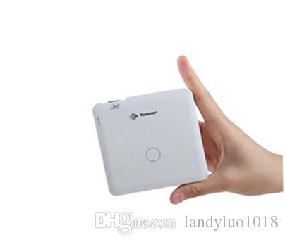 Apple iphone mini projector mobile phone white projector for Apple pico projector