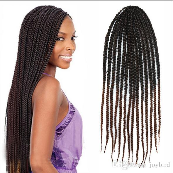 Crochet Hair Brands : Brand New Fashion Crochet Twist Braid Hair Extension 24 Inch Crochet ...