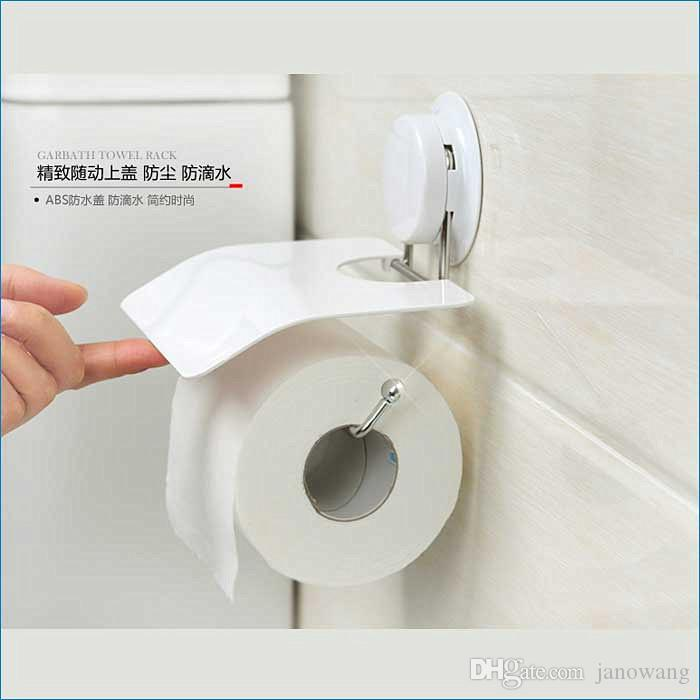 waterproof toilet paper holder standtoilet tissue roll paper towel toilet paper holder stand toilet tissue dispenser sucker