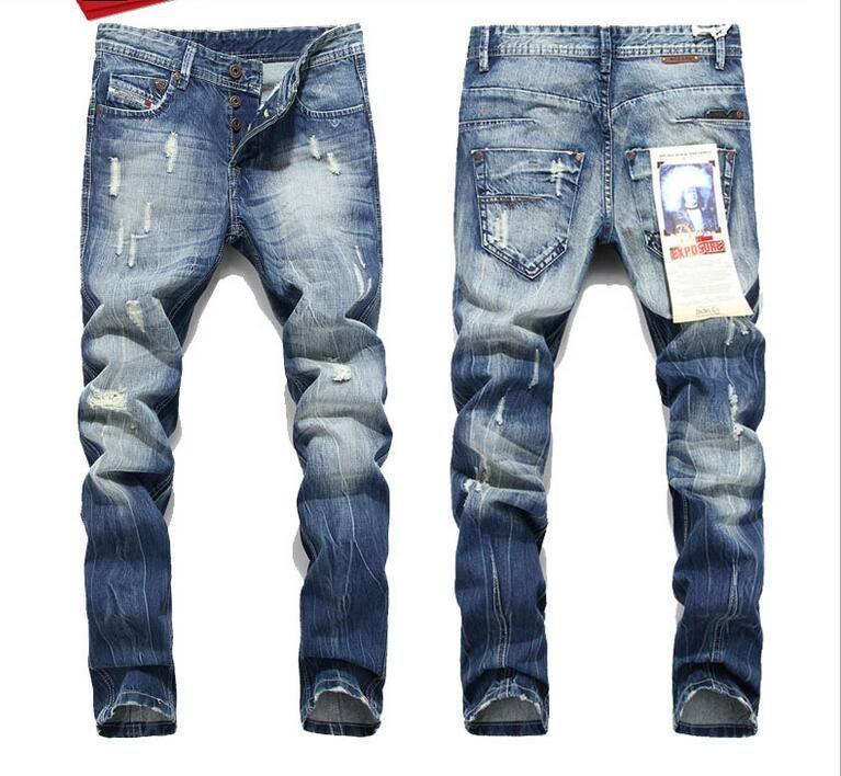 Discount Modern Jeans For Men   2017 Modern Jeans For Men on Sale ...