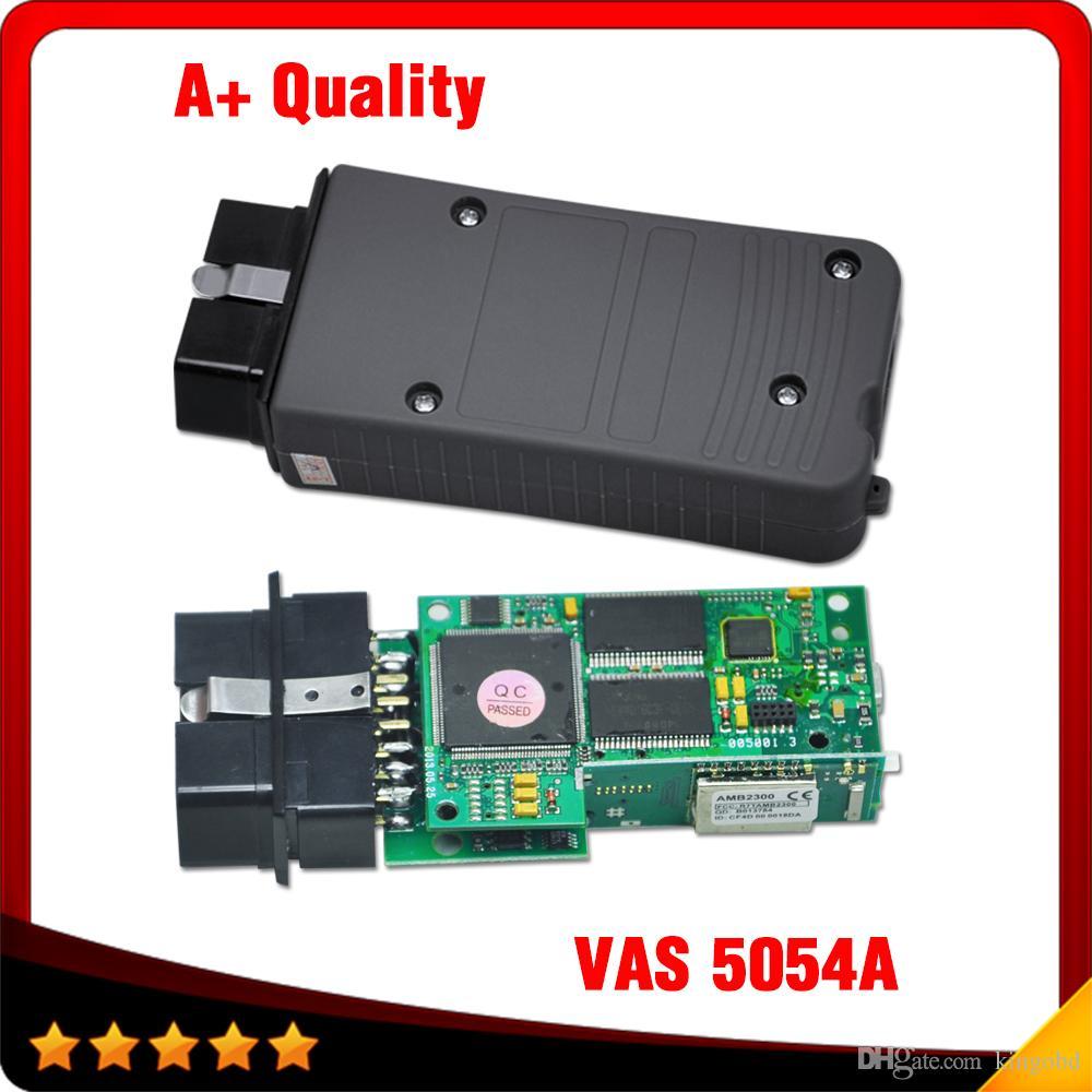 2016 a quality vas 5054a diagnostic interface odis v3 0 3 vas 5054 scanner multi language 5054 via bluetooth dhl free vas 5054 vas 5054a 5054 online with