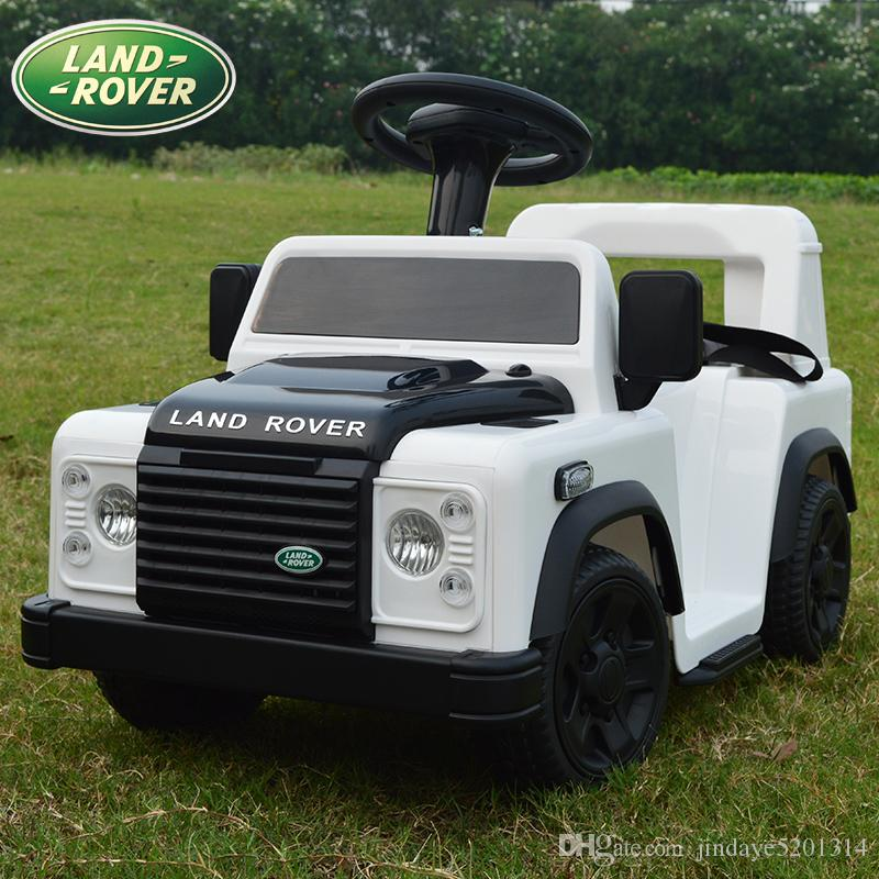 Best Land Rover Guardian Children Electric Car For Kids