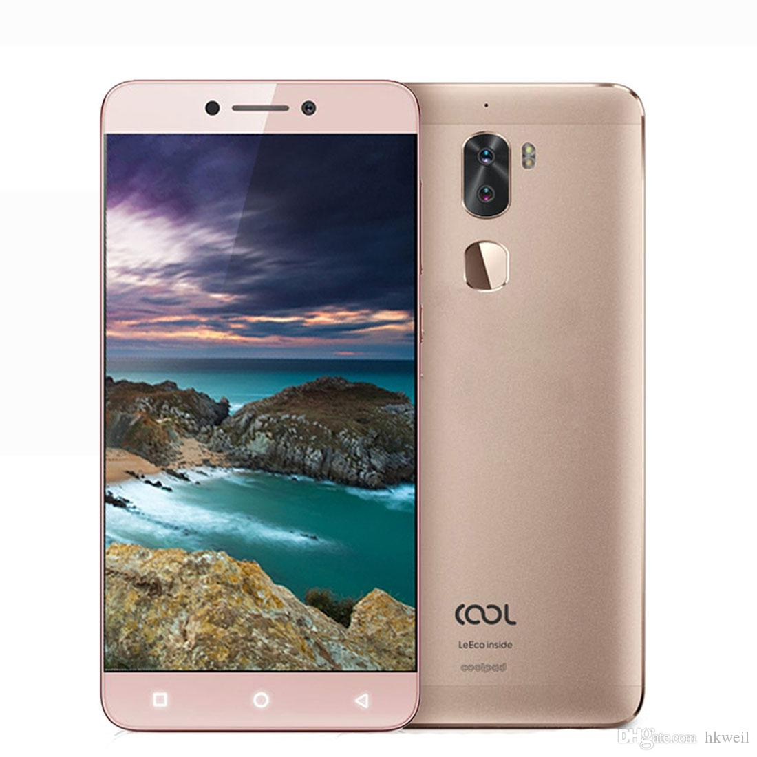 Original Letv Cool 1 Dual Leeco Coolpad Cool1 Snapdragon