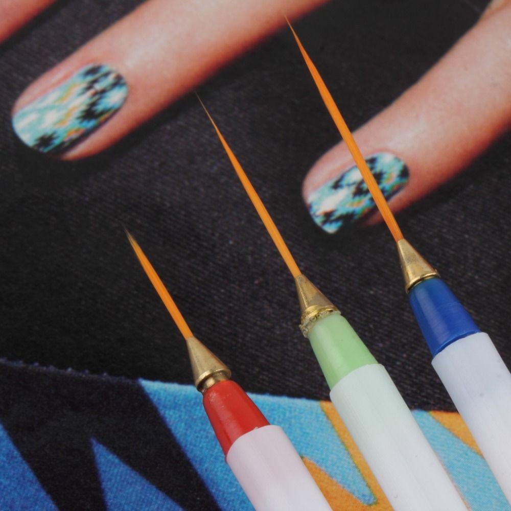 Фото инструментов для рисования на ногтях