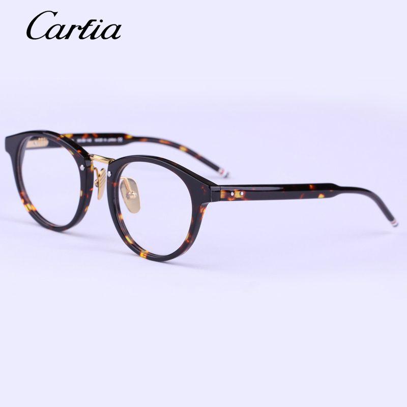 Optical Glasses Nyc : 2016 Thom New York TB008 Eyeglasses Frames Browne Glasses ...