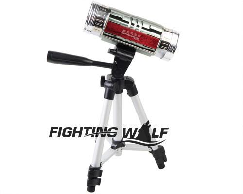outdoor fishing light high quality double head 8 mode portable, Reel Combo