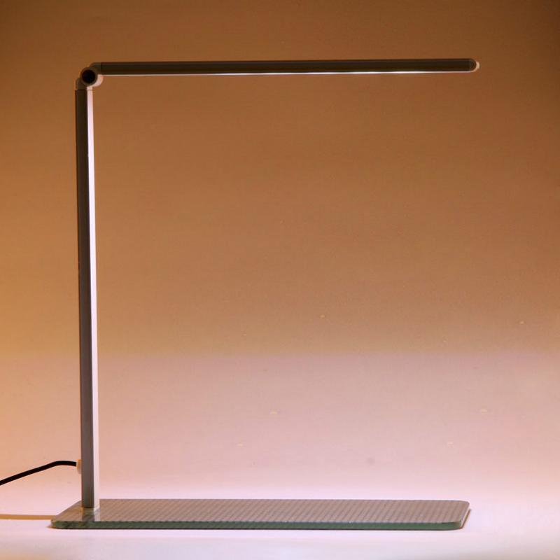 lamp plant growing light indoor simulated sunlight home office desktop. Black Bedroom Furniture Sets. Home Design Ideas