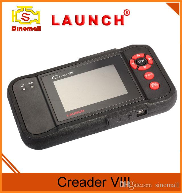 launch creader viii original creader 8 diagnostic tool. Black Bedroom Furniture Sets. Home Design Ideas