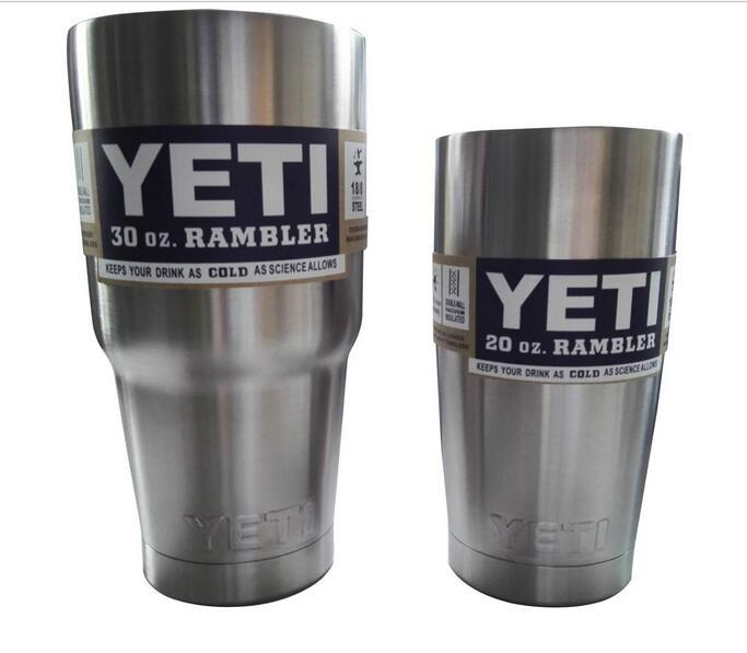 Cool Yeti Insulation Cup 30 Oz Drink Tumblers Yeti Coolers