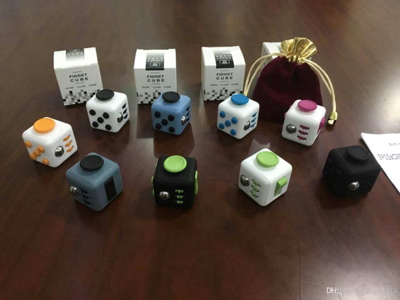 2017 new fidget cube the world 39 s first american original. Black Bedroom Furniture Sets. Home Design Ideas