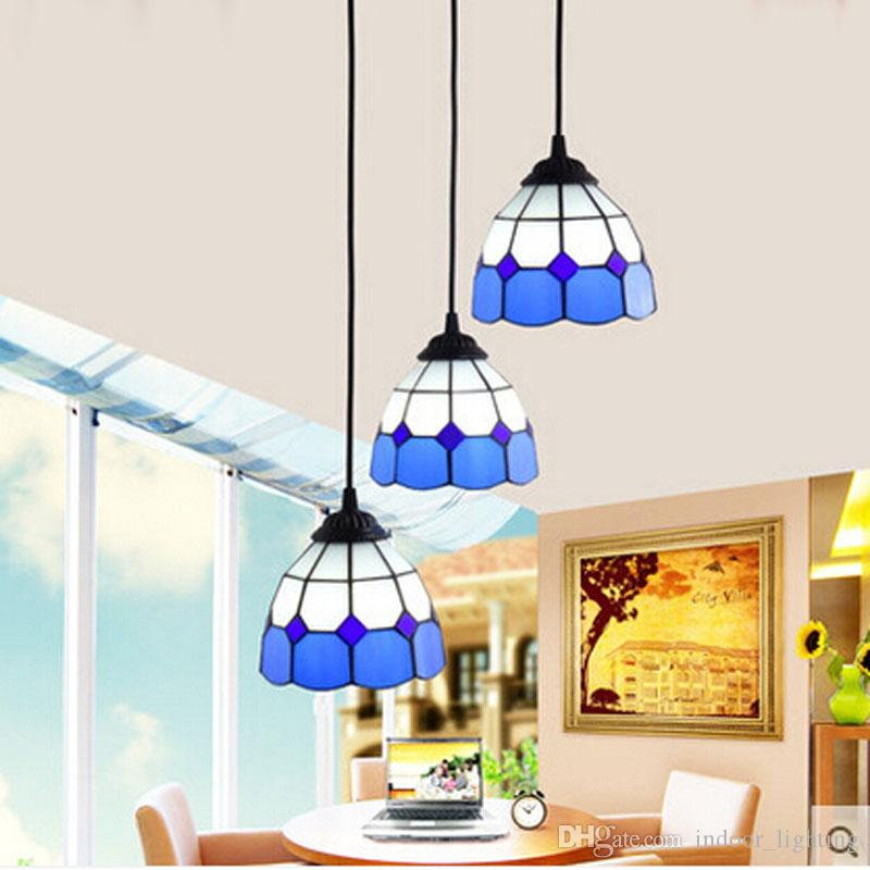european style tiffany pendant lights pendant lamps dining room for home indo. Black Bedroom Furniture Sets. Home Design Ideas