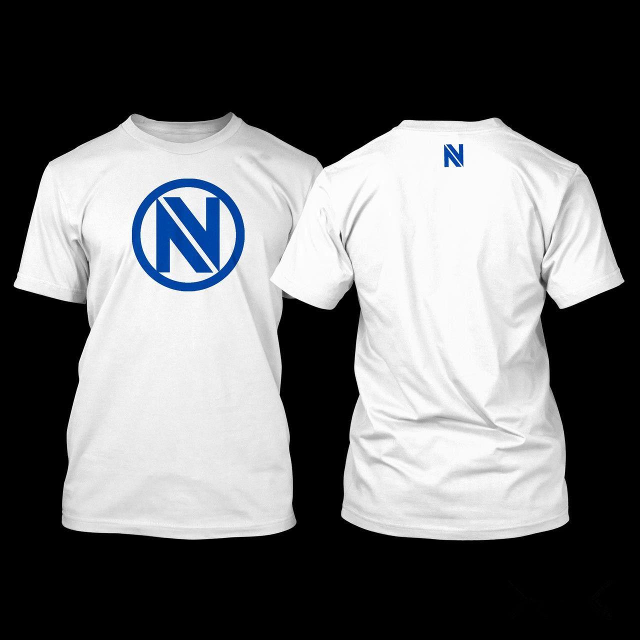 Shirt design online uk - Wholesale Exclusive Design Cs Go Csgo E Sport Game Team Envyus Short Sleeve T Shirt Casual Fashion Gaming T Shirt Camiseta Top Tees Cotton