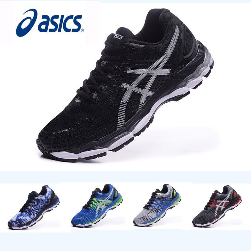 asics running shoes nimbus17 shoes non slip