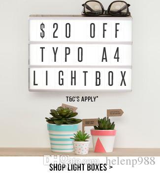 abs a4 led cinema light box lightbox with 85 letters symbols led letter light box