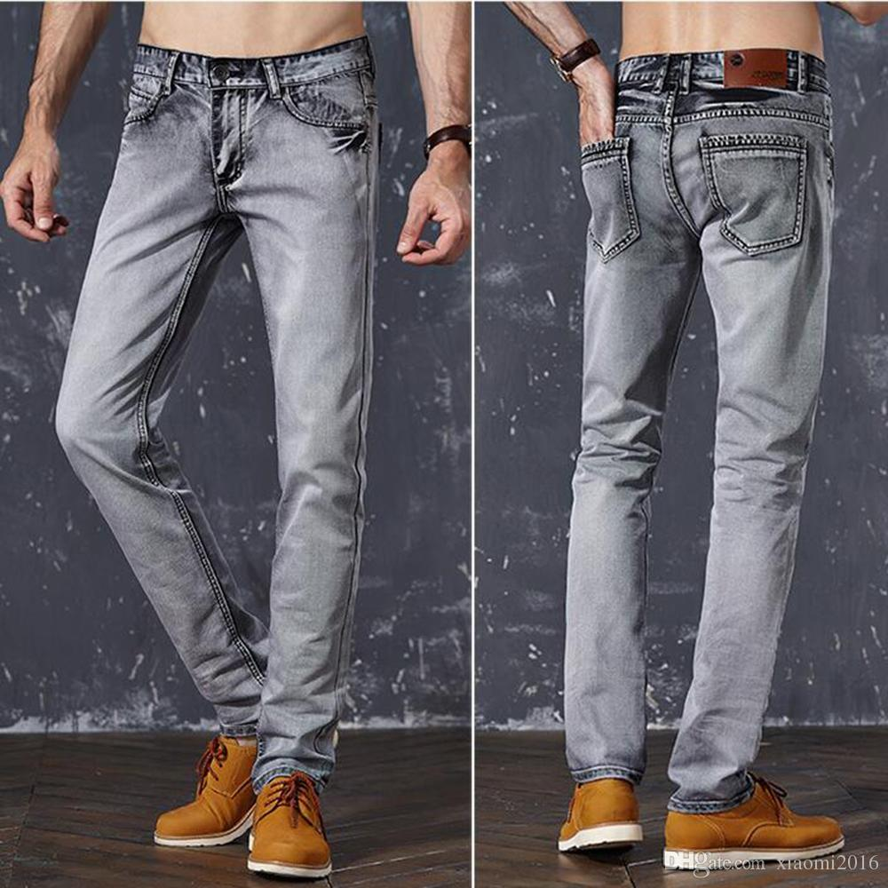 2017 Hot Sales 2017 Famous Brand Jeans Men New Casual Tetro Jeans ...