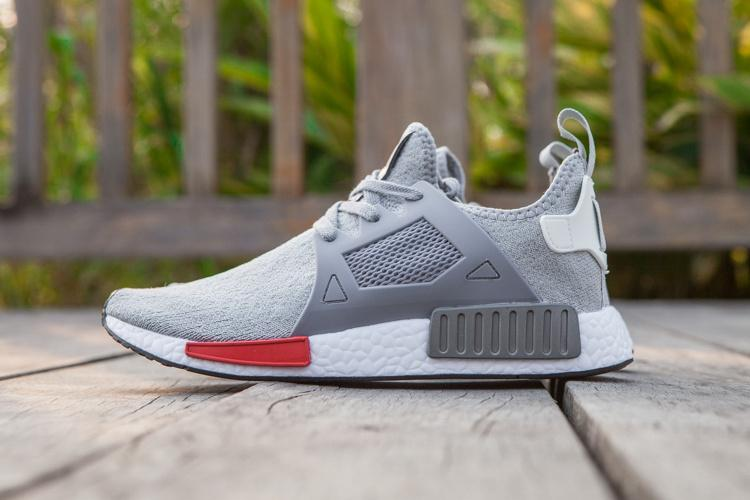 ADIDAS NMD XR1 Core Black/Solar Red / Navy NovaFocal