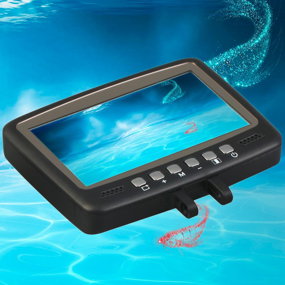 fishing fish finder video underwater fishing camera 4.3 monitor, Fish Finder
