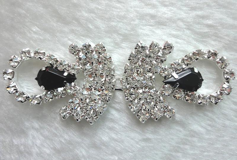 2017 luxury diamond buckle high end costume jewelry clasp for High end fashion jewelry