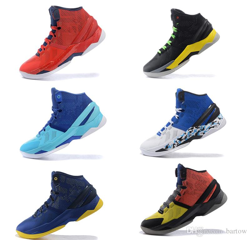 shoes of stephen curry