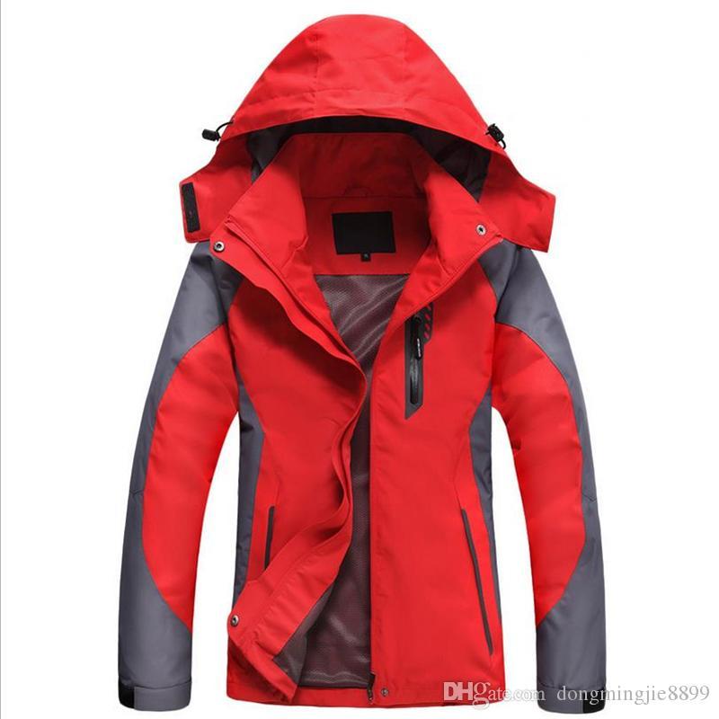 Windproof Warm Womens Windbreaker Jackets Coats Best Cheap Quick ...