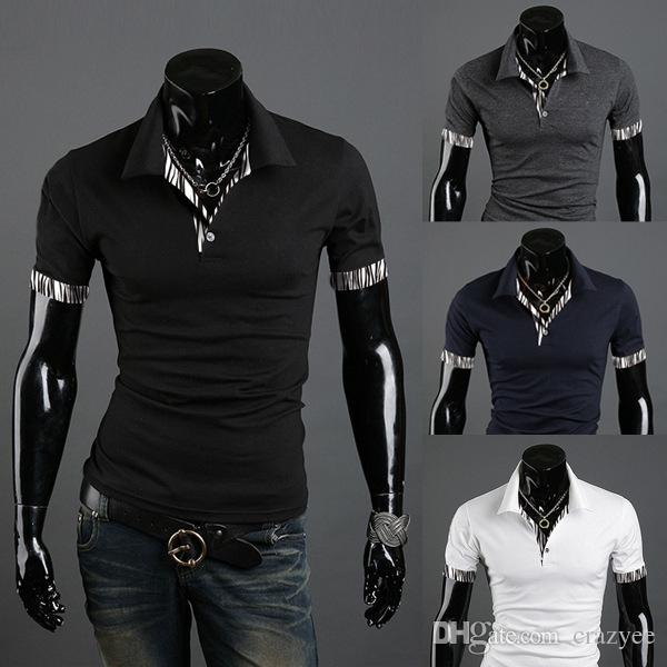 2016 New Summer Grey Robin Jeans Shirts For Men Robin T Shirt Mens ...