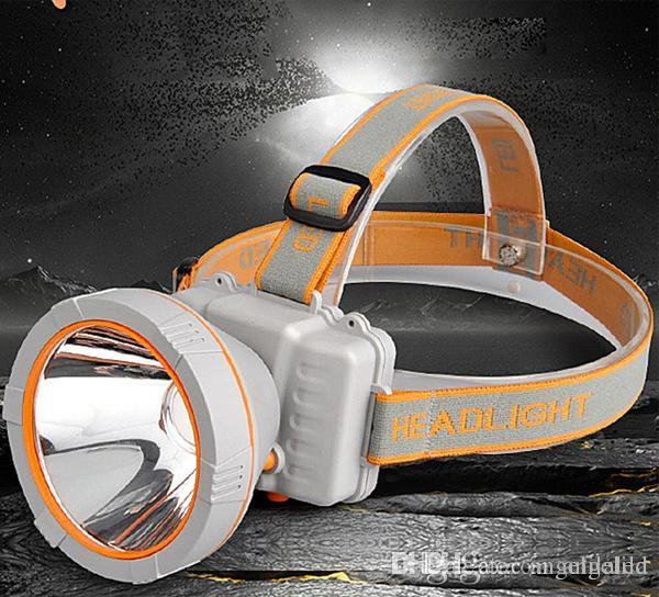 brightest & best led headlamp flashlight with rechageable, Reel Combo