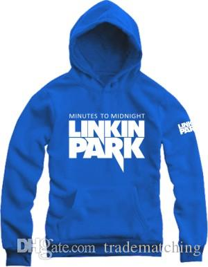 2017 hoodie pullover for linkin park sweater unisex sports. Black Bedroom Furniture Sets. Home Design Ideas