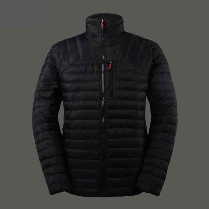 2016 New Brand White Duck Down Jacket Men 800 Fill Power Down ...