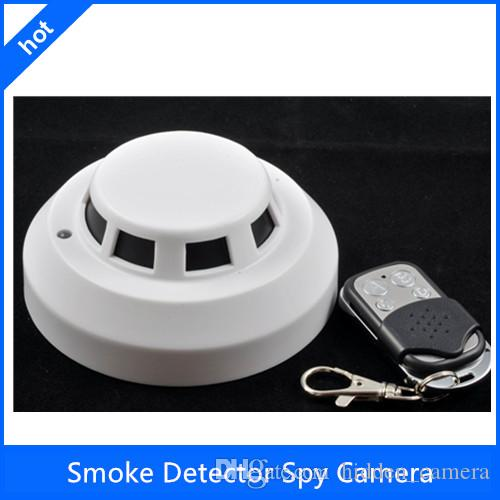 online cheap 1080p night vision wireless smoke alarm hidden camera smoke detector hidden. Black Bedroom Furniture Sets. Home Design Ideas