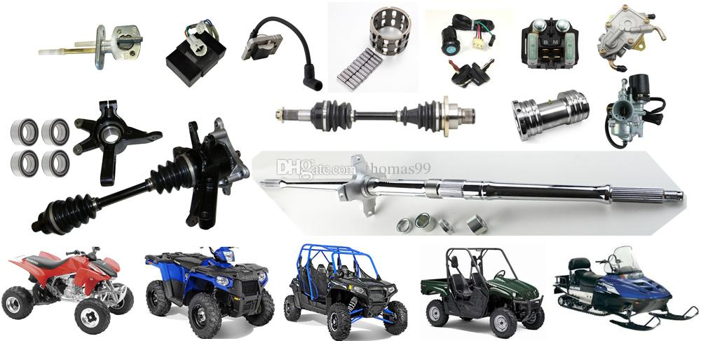 wholesale pure atv parts and utv parts smaple order for
